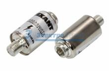 Грозозащита на F-разъем 5-2400 МГц REXANT