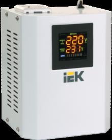 Стабилизатор напряжения серии Boiler 0,5 кВА IEK распродажа