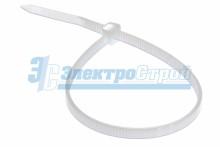 Хомут nylon 200 x 3,6 мм 100 шт белый  REXANT