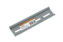 DIN-рейка (11см) оцинкованная инд. штрихкод TDM