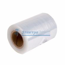 Mini стретч-пленка прозрачная, толщина 20мкм, ширина 100мм,  вес 0,23кг, изготовлена из первичного с