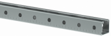 STRUT-профиль перфорированный 41x41х400-1,5 HDZ IEK