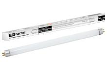 Лампа люминесцентная линейная двухцокольная ЛЛ-16/6 Вт, T5/G5, 6500 К, длина 226,3мм TDM