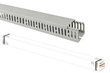 Кабель-канал перфорированный 40х40 перфорация 6/7 TDM (36 м)