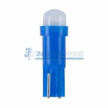 Светодиодная лампочка Т5, цвет синий