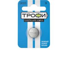 Элемент питания  Трофи CR1225-1BL (1/10)