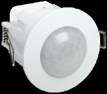 Датчик движения ДД 201 белый, 1200Вт, 360 гр.,6М,IP20,IEK