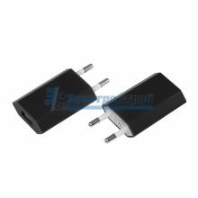 Сетевое зарядное устройство для iPhone USB (СЗУ) (1 000mA) черное