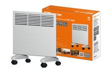 Конвектор электрический ЭК-1000, 1000 Вт, регул. мощн. (500/1000 Вт), термостат, TDM