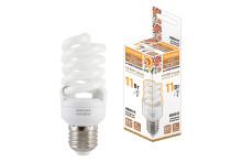 Лампа люминесцентная НЛ-FSТ2-11 Вт-4000 К–Е27 (40х93 мм)