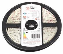 Лента светодиодная ЭРА LS2835-120LED-IP65-W-eco-5m