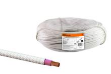 Провод термостойкий РКГМ 1,0 мм² (50м) TDM