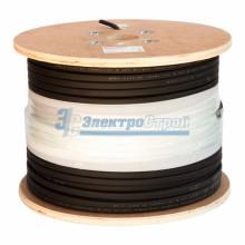 Саморегулируемый греющий кабель SRL16-2CR (экранированный)  (16Вт/1м), 250М REXANT