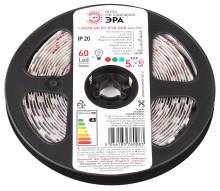 Лента светодиодная ЭРА LS5050-14,4-60-12-RGB-IP20-1 year-5m