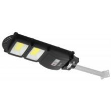 ЭРА Консольный светильник на солн. бат.,COB,с кронштейном,40W,с датч.движ., ПДУ,750lm, 5000К, IP66