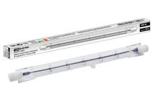 Лампа галогенная линейная ЛГ-500 Вт-R7s-118 мм TDM