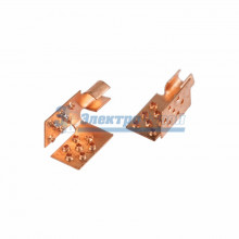 Монтажный зажим для пленочного пола (мин уп. 50шт)
