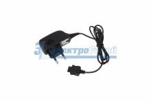 Сетевое зарядное устройство для SAMSUNG A300/A400/A800 220В (СЗУ) (5V, 700mA) шнур 1.2М черное Rexan