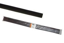 Термоусаживаемая трубка ТУТнг 2/1 черная по 1м (200 м/упак) TDM