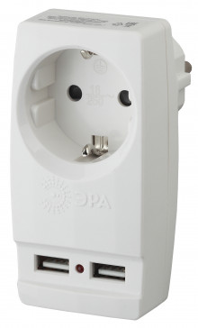 SP-1e-USB-W  ЭРА Адаптер