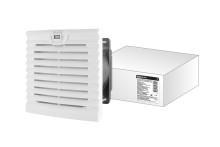 Вентилятор с фильтром универсальный ВФУ 52/42 м3/час 230В 19Вт IP54 TDM