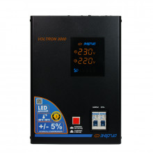 Cтабилизатор  VOLTRON - 3000  ЭНЕРГИЯ Voltron (5%)