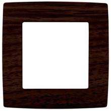 12-5001-10  ЭРА Рамка на 1 пост, Эра12, венге