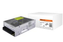 Блок питания 12-150  для светодиодной ленты DC 12 В, 150 Вт, TDM