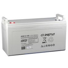 Аккумулятор АКБ 12-100 Энергия