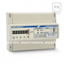 Счетчик ЦЭ 6803В/1 5-60А  электр. 3 фаз. 1тар. 4пр М7 Р31