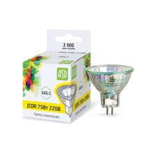 Лампа галогенная JCDR 75Вт 230В GU5.3 1380Лм ASD