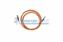 Оптический  патчкорд,  MM   FC/PC-FC/PC, simplex, 3м