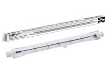 Лампа галогенная линейная ЛГ-300 Вт-R7s-118 мм TDM