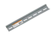 DIN-рейка (22,5см) оцинкованная инд. штрихкод TDM