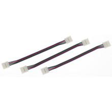 Коннектор для светодиодной ленты   ЭРА LS-connector-RGB-DD-IP20