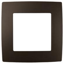 12-5001-13  ЭРА Рамка на 1 пост, Эра12, бронза