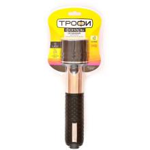 Фонарь TM3D  Трофи 3*LED, резина/металл, 3хD, бл+БАТАРЕЙКИ В ПОДАРОК