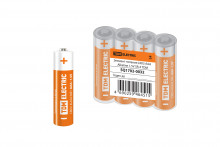 Элемент питания LR03 AAA Alkaline 1,5V SR-4 TDM