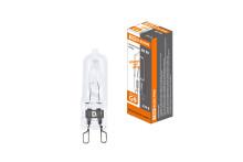 Лампа капсульная галогенная JCD - 60 Вт - 230 В - G9 прозрачная TDM