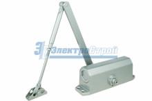 Доводчик дверной для установки на дверь весом до 85кг.