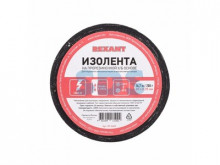 Изолента ХБ REXANT 20 х 0,35 мм, (ролик 16,7 м/200 г) (1-ПОЛ)