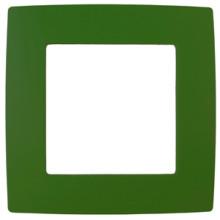 12-5001-27  ЭРА Рамка на 1 пост, Эра12, зелёный