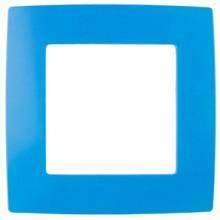 12-5001-28  ЭРА Рамка на 1 пост, Эра12, голубой