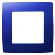 12-5001-29  ЭРА Рамка на 1 пост, Эра12, ультрамарин
