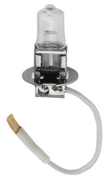 Лампы АВТОМОБИЛЬНЫЕ_57 напр  ЭРА Автолампа   H3 12V 55W +50% PK22s BL  (лампа головного света, проти