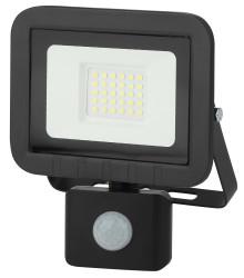 Прожекторы Стандарт LPR-041-2-65K-030  ЭРА Прожектор св 30Вт 2400Лм 6500К датчик движ регулир 135x14
