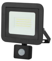 Прожекторы Стандарт LPR-041-2-65K-050  ЭРА Прожектор св 50Вт 4000Лм 6500К датчик движ регулир 160x18