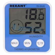 Метеостанция комнатная REXANT RX-108