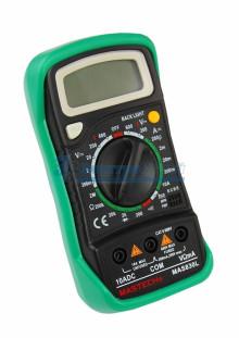 Портативный мультиметр MAS830L MASTECH