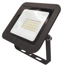 Прожекторы PRO LPR-061-0-65K-030  ЭРА Прожектор св 30Вт 2800Лм 6500К 160x135x30